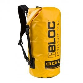 Bloc 30 litre Backpack - yellow