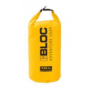 Bloc Drysack 10 Litre TPU - yellow