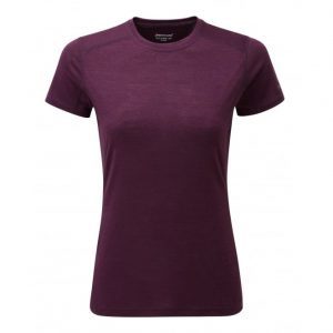Montane Ladies Primino 140 T Shirt - Saskatoon Berry