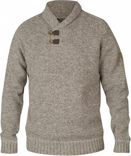 Fjallraven Men's Lada Sweater - fog