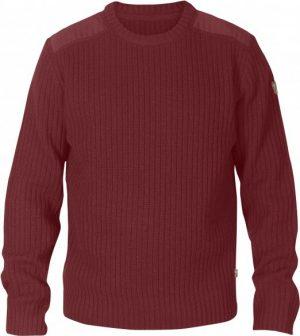 Fjallraven Singi Knit Sweater - red oak
