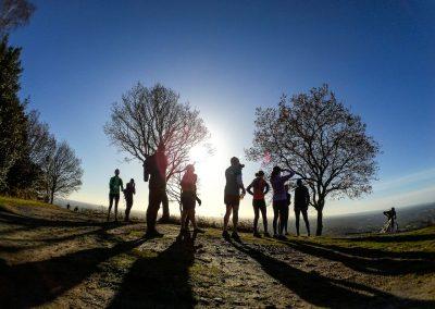 Trail run Sunday