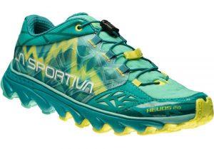 La Sportiva Helios 2.0 Running Shoes Women_Emerald_Mint
