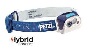 Petzl Actik Headlamp - blue