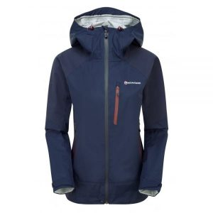 Montane Women's Ajax Jacket - antarctic blue