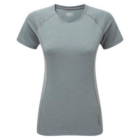 Montane Women's Dart T-Shirt - stratus grey