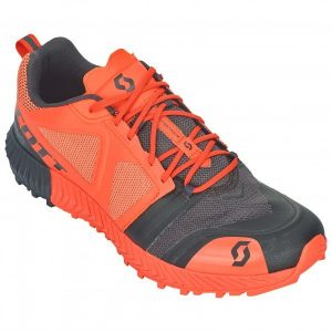 Scott Men's Kinabalu Trail Shoe - Orange/black