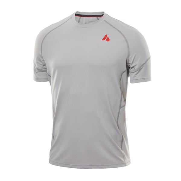 Aussie Grit 2018 flint Men s Running T-Shirt - TREKKING   OUTDOORS fc576e170
