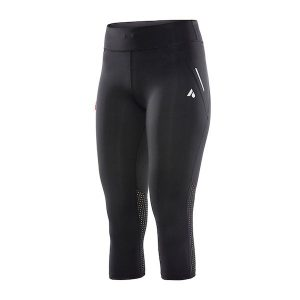 Aussie Grit Womens Running Tights - front