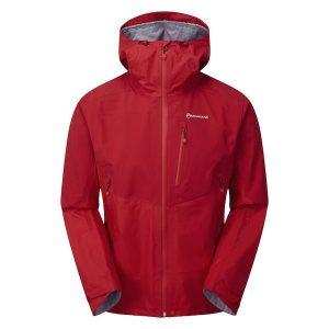 Montane Men's Ajax Jacket - Alpine red
