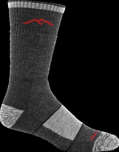 Darn Tough Mens Boot Sock Full Cushion - Black
