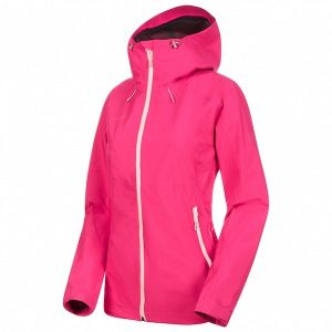 Mammut Women's Convey Tour HS - Pink candy