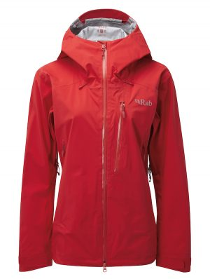 Rab Women's Firewall Jacket - ruby